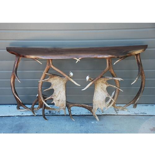 鹿角玄關桌